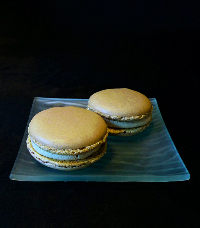 macarons au foie gras chocolable. Black Bedroom Furniture Sets. Home Design Ideas