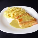 Saumon au curry