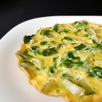 Omelette aux blettes