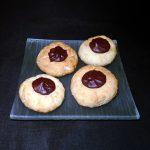 Biscuits étoilés au chocolat