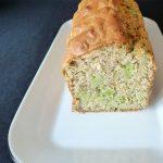 Cake aux brocolis, aux maquereaux et au sarrasin