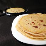 Crêpes aux 3 farines et au lait d'avoine