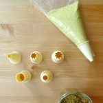 Glaçage à la pistache