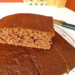 Pain d'épices chocolat-coco