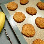 Biscuits à la banane