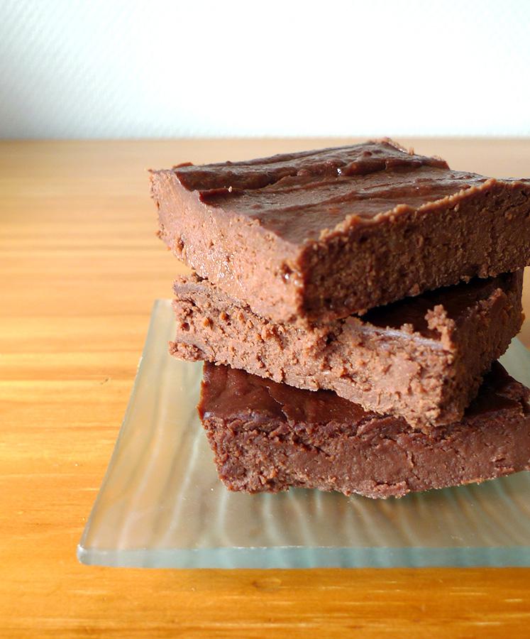 Fondant au chocolat et la cr me de marron chocolable - Fondant chocolat creme de marron ...