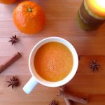 Jus d'orange chaud aux épices (recette express)