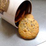 Cookies aux pépites de chocolat et à l'orange