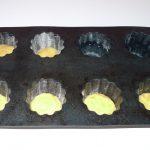 Moules vides pendant la cuisson