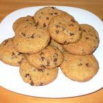 Cookies aux pépites de chocolat et à la noix de coco