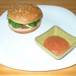 Sauce à burger