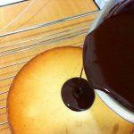 Nappage au chocolat