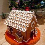 Maison en pain d'épices 2013
