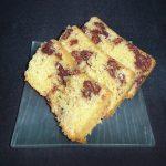 Cake aux pépites de Gianduja