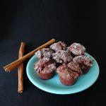 Muffins au cacao épicé