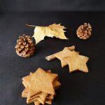Biscuits au tourteau de noisette