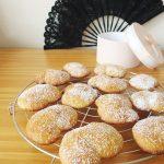 Biscuits au miel, au citron et à l'huile d'olive