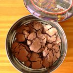 Biscuits moelleux façon brownie