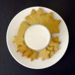 Biscuits à la pistache et à la farine de sarrasin
