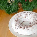 Couronne enneigée (chocolat, ananas, noix de coco)