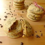 American cookies au café et au chocolat