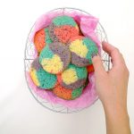 American cookies multicolores