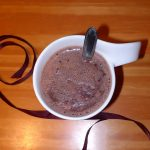 Chocolat chaud aux épices