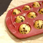 Muffins à la vanille et aux pépites de chocolat