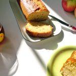 Cake moelleux au jus de pomme