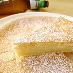 Gâteau moelleux à la bière