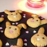 Biscuits lapins à la pâte d'amande
