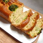 Cake au thon et aux brocolis
