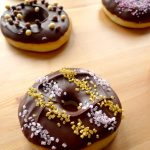 Donuts au chocolat (au four)