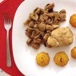 Farce pour volaille (foie gras, jambon cru, figues et châtaignes)