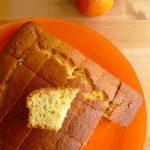 Moelleux à l'orange et aux épices (sans beurre, à l'huile)